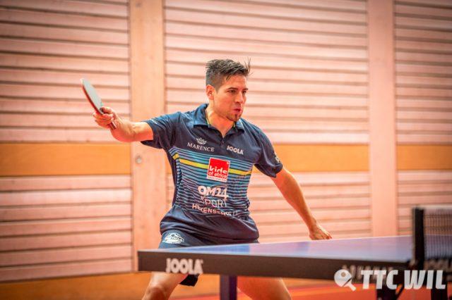 Teamchef Christian Hotz in Aktion (Foto von Niels Menko)